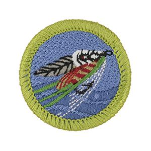 Boy scout merit badge for Fishing merit badge
