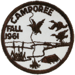 1961 Camporee Fall
