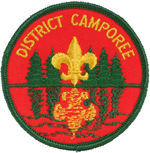 1979 - 81 District Camporee