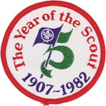Year of the Scout 1982