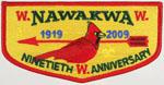 2009 Nawakwa S105