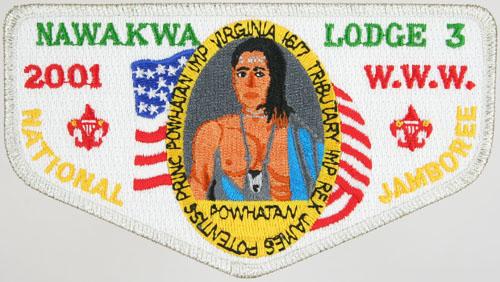 2001 Nawakwa S80