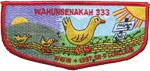 333 Wahunsenakah S6 1997