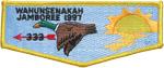 333 Wahunsenakah S7 1997