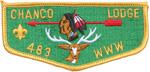 483 Chanco S6 1986 - 87