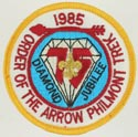 75th Order of the Arrow Philmont Trek