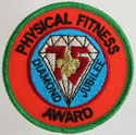 75th Anniversary Physical Fitness Award
