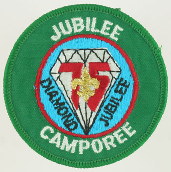 75th Anniversary Jubilee Camporee