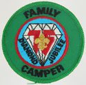 75th Anniversary Family Camper