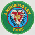 75th Anniversary Tree