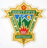 85th Anniversary 1995