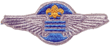 Air Scout Senior Crew Leader 1947 - 65