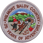 Philmont Baldy Country 25 Years of Adventure