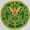 Assistant Scoutmaster 1939 - 66