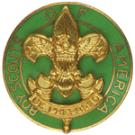 Assistant Scoutmaster 1939 - 42