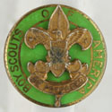 Assistant Scoutmaster 1942 - 45