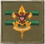Assistant Senior Patrol Leader 1959 - 60