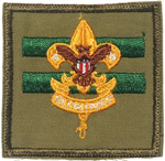 Assistant Senior Patrol Leader 1964 - 70