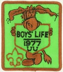Boy's Life  1977