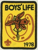 Boy's Life  1978