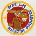 Boy's Life Magazine Promoter