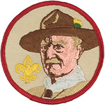 Baden Powell Patch
