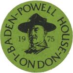 Baden Powell House London 1975
