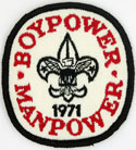 BOYPOWER MANPOWER 1971