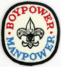BOYPOWER MANPOWER