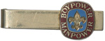 BOYPOWER MANPOWER Tie Bar
