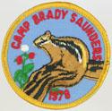 1978 Camp Brady Saunders