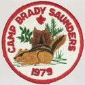 1979 Camp Brady Saunders