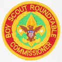Boy Scout Roundtable Commissioner 2002 - 10