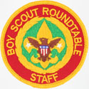 Boy Scout Roundtable Staff 2002 - 10