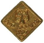 Cub Scout Knot Device 1957 - 82
