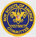District Committee 1970 - 72