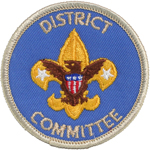 District Committee 1973 - 76