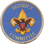 District Committee 1976 - 89