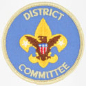District Committee 1973 - 89