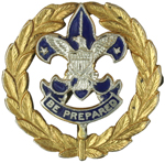 District Scout Commissioner 1946 - 59