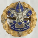 Deputy Scout Commissioner 1934 - 36