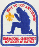Duty to God and Country 1992
