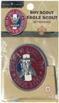 Eagle Scout Oval Coin