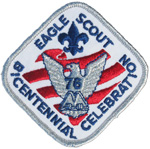 Eagle Scout Bicentennial Celebration 1976