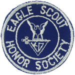 Eagle Scout Honor Society Knights of Dunamis - 1953