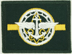 Assistant Crew Leader - Green - 1955 - 58