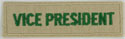 Position Strip - Vice President