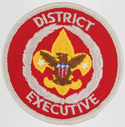 District Executive 1970 - 89