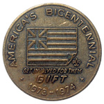 America's Bicentennial GIFT 1973-1974