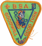 Goodwill Good Turn BSA